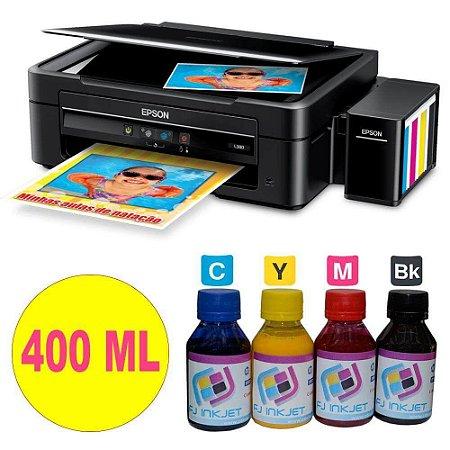 Impressora Epson Com Tinta Sublimática