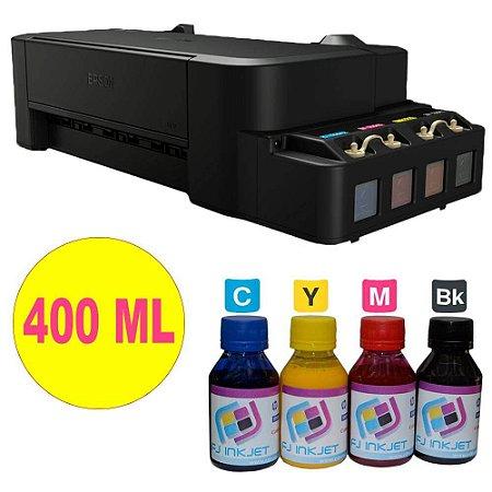 Impressora Epson Com Tinta Sublimática Sem Scanner
