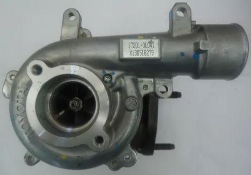 Turbina Toyota Hilux / Sw4 3.0 16v Diesel Original Remanufaturada