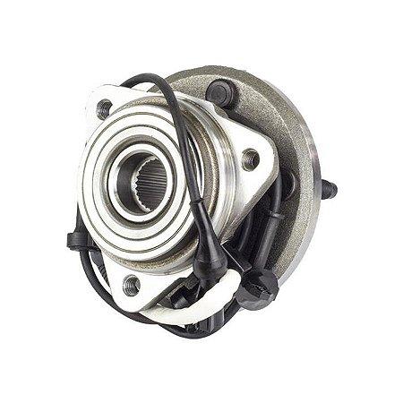 Cubo Rolamento Roda Dianteira Ford Ranger 4x4 05/2011 C/abs