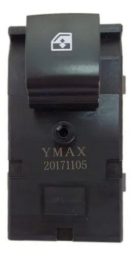 Botão Vidro Elétrico Simples Onix Cobalt Spin Sonic 951882