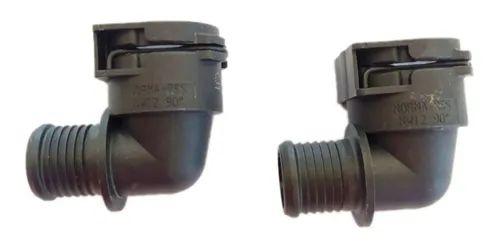 Conector Engate Rápido 90 Graus 16x13mm - Eng038