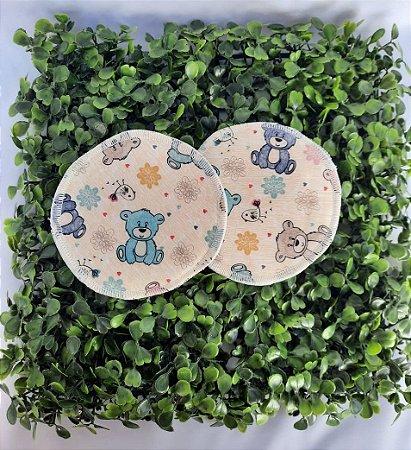 Absorventes de seios - Ursinhos