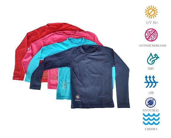Camiseta de Proteção Solar UV 50