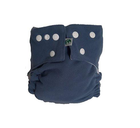 Fralda Ecológica  Noturna - Azul