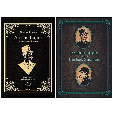 Combo LUPIN (2 livros capa dura)