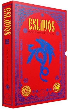 Box Eslavos - Os melhores contos e lendas