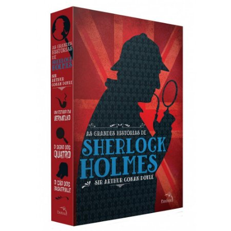 Box - As Grandes Histórias de Sherlock Holmes