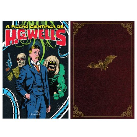 Combo Drácula + H.G Wells