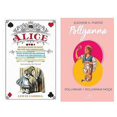 Combo Alice + Pollyanna