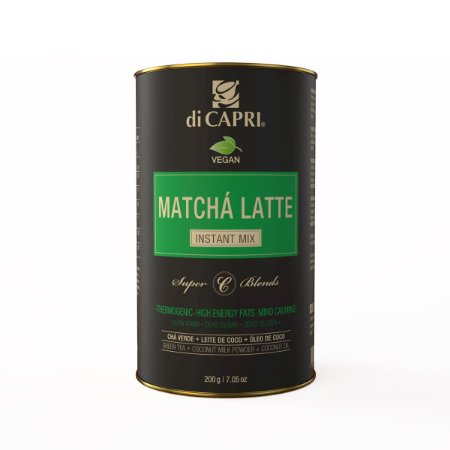 MATCHÁ LATTE Lata 200g
