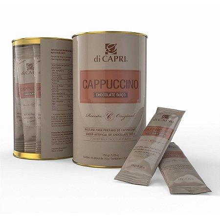 CAPPUCCINO CHOCOLATE SUIÇO | Sticks 150g