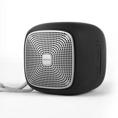 Caixa de Som Portátil 5.5W RMS Bluetooth Edifier MP200 Preta