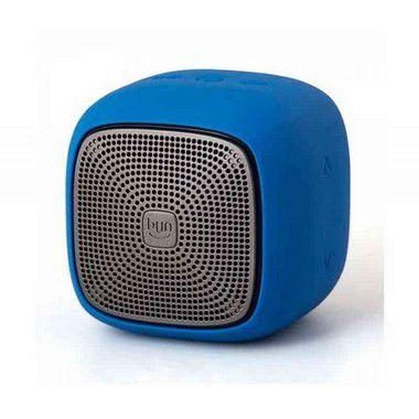 Caixa de Som Portátil 5.5W RMS Bluetooth Edifier MP200 Azul