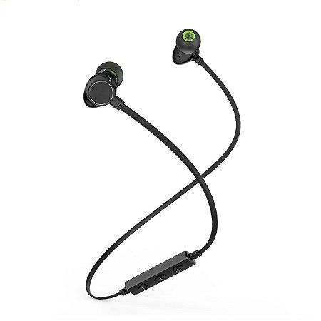 Fone de Ouvido Bluetooth Para Esportes AWEI WT30 Preto