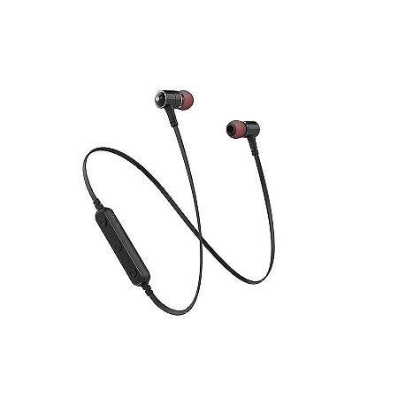 Fone de Ouvido Bluetooth Para Esportes AWEI B930BL Preto
