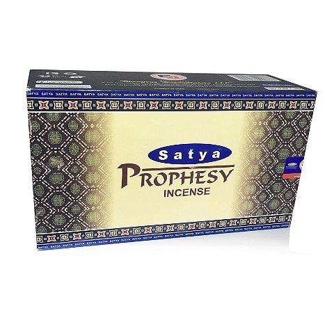 Incenso Massala Satya Prophesy 12 Caixas