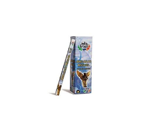 Incenso Premium ARCANJO MIGUEL Kit 5 Caixas Fechadas 1000 Varetas