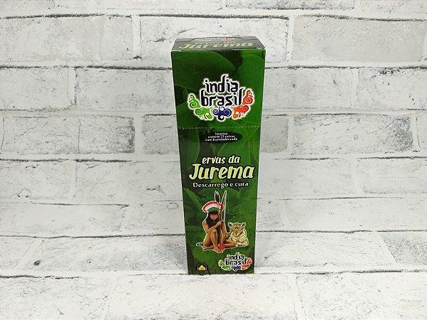 Caixinha de Incenso ERVAS DA JUREMA com 8 Varetas | Indiano | Varejo