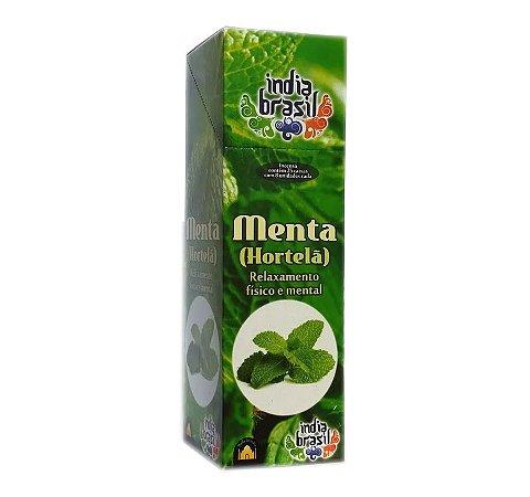 Incenso Premium MENTA Kit 5 Caixas Fechadas 1000 Varetas