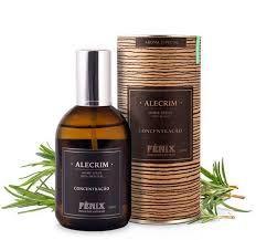 Home Spray Alecrim Essência Premium para Ambiente Frasco 100ml