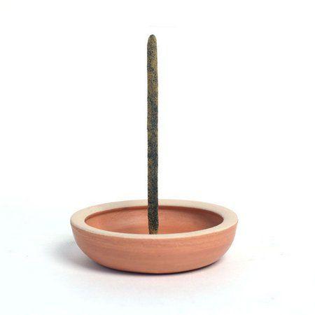 Incensário de Cerâmica Carcará Fênix | Porta Incenso
