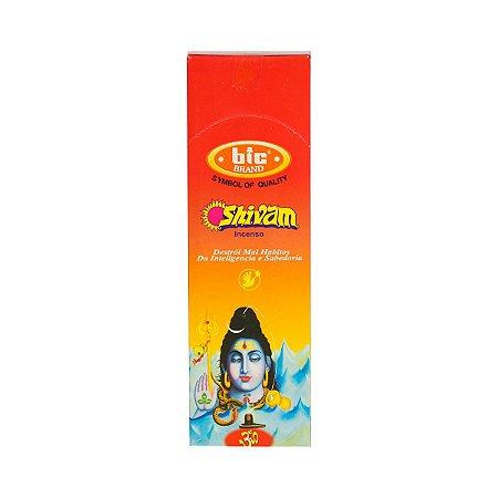 Incenso Bic Shivan 1 Caixa com 8 Varetas