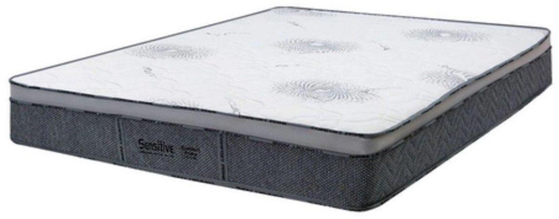 Colchão Sensitive Molas Superlastic Casal 138