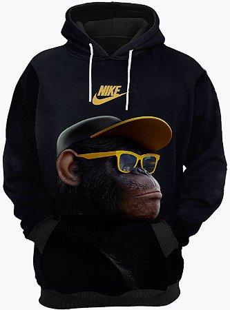 Blusa de Frio Nike Macaco Ray Ban