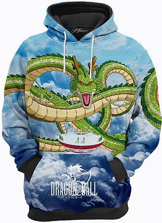 Moletom Dragão Shenlong Dragon Ball Super