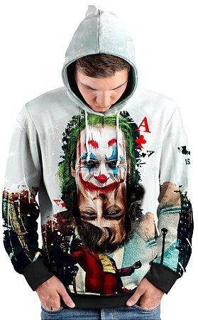 Blusa de Frio Moletom Novo Filme Coringa Joker