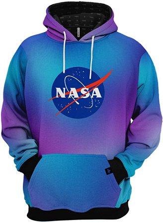 Blusa Frio Moletom Agência NASA