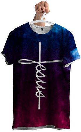 Camiseta Jesus o Rei