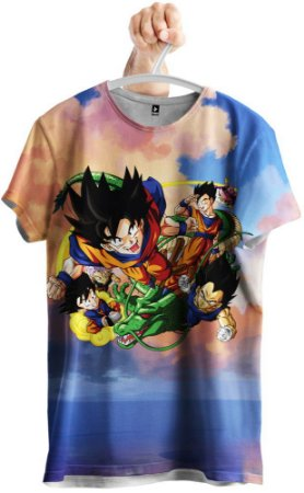 Camiseta Dragon Ball Super