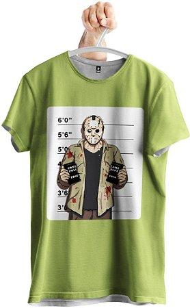 Camiseta Sexta Feira 13