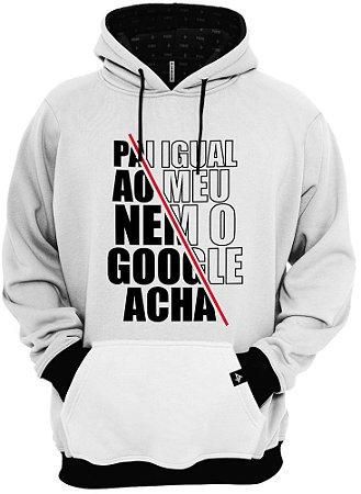 Moletom Casaco de Frio Pai Igual ao Meu nem o Google Acha
