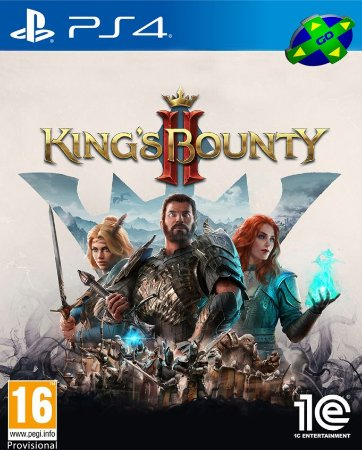 King's Bounty II Day One Edition - PS4