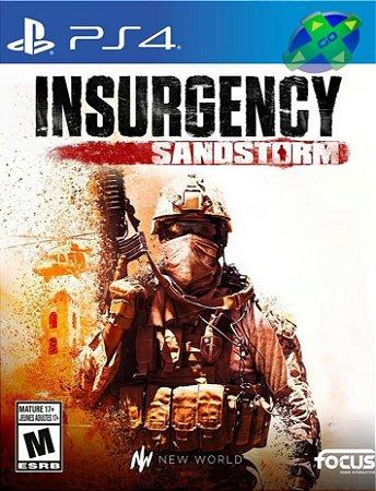 Insurgency: Sandstorm - PS4