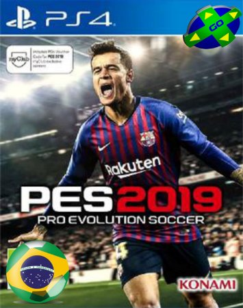 PES 19 PRO EVOLUTION SOCCER 2019 - PS4