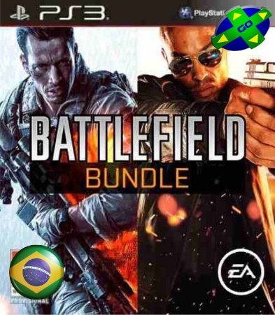 BATTLEFIELD 2 IN 1 - PS3