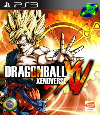 DRAGONBALL XENOVERSE XV - PS3