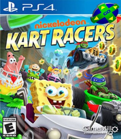 NICKELODEON KART RACERS - PS4