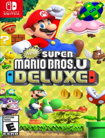 SUPER MARIO BROS.U DELUXE - NINTENDO SWITCH