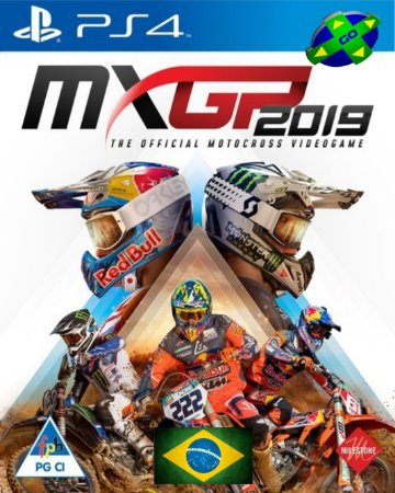 MXGP 2019 The Official Motocross Videogame - Ps4