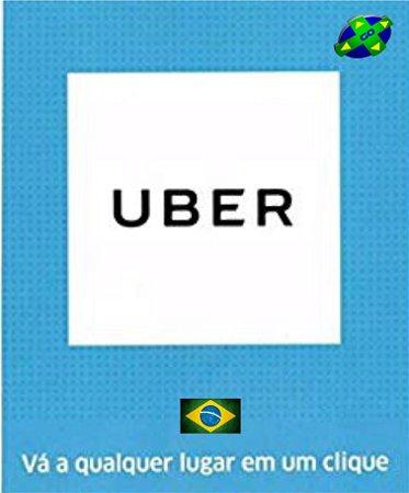 CARTÃO UBER