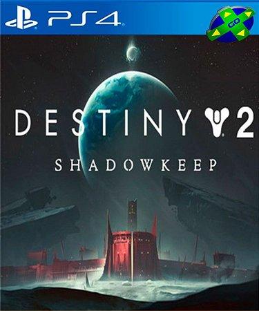 DESTINY 2 FORTALEZA DAS SOMBRAS - PS4