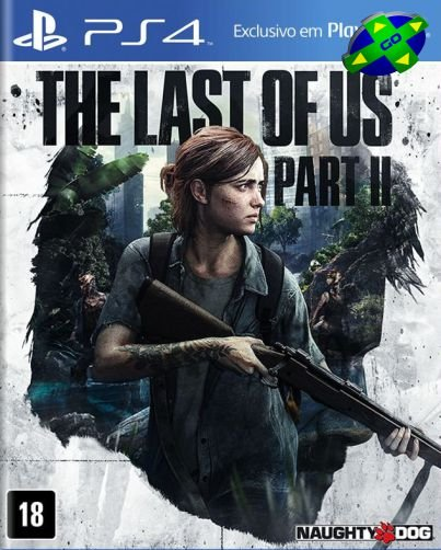 THE LAST OS US: PART II - PS4