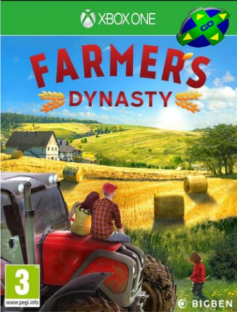 FARMER'S DINASTY - XBOX ONE