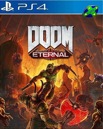 Doom Eternal: Standard Edition - PS4