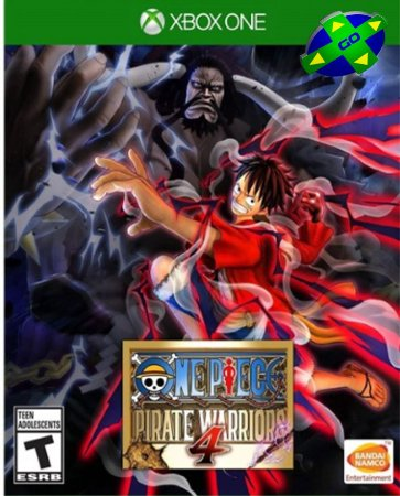 ONE PIECE: PIRATE WARRIORS 4 - XBOX ONE